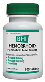 Heel-BHI Hemorrhoid Supplement Review