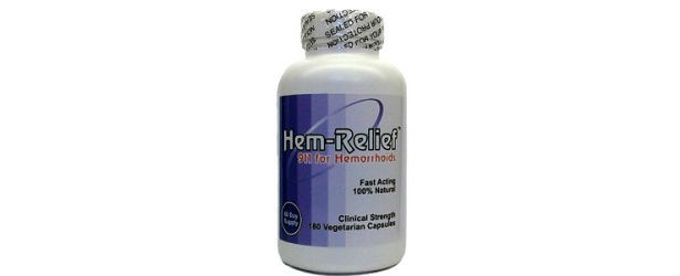 Hem-Relief Product Review