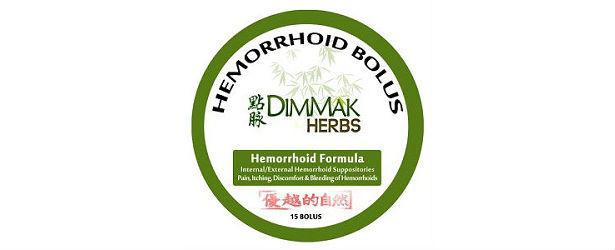Hemorrhoid Bolus Review 615