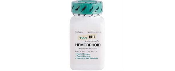 Heel BHI Hemorrhoid Treatment Review 615