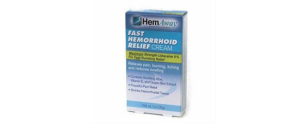 HemAway Hemorrhoid Relief Review 615